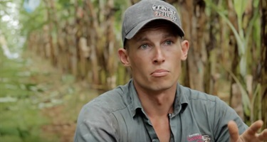 Australian Banana Grower Shannon Paton